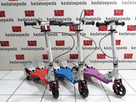 scooter pedal